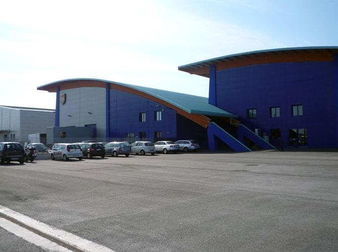 Interporto A. Vespucci – Lotto A Magazzino logistica Bobcat – UPS